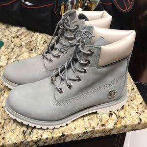 "Timberland 6"" Metallic Collar Premium Boot"